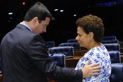 Plenário do Senado (Senado Federal) Tags: plenário senadorreguffesempartidodf senadorareginasousaptpi sessãodeliberativaordinária choro brasília df brasil bra