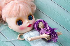 Doll for doll