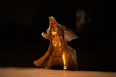 Where the light meets the dark (Nikita Vasiliev) Tags: origami origamiart paper paperart emperor vog hoangtrungthanh lightdark daylight