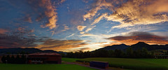 Hörnleberg/Schwarzwald 2017 Sonnenaufgang Panorama (karlheinz klingbeil) Tags: hörnleberg berg schwarzwald blackforest sonnenaufgang himmel panorama sunrise südbaden