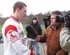 001 Cormac McAnallen Tyrone McKenna Cup 2004