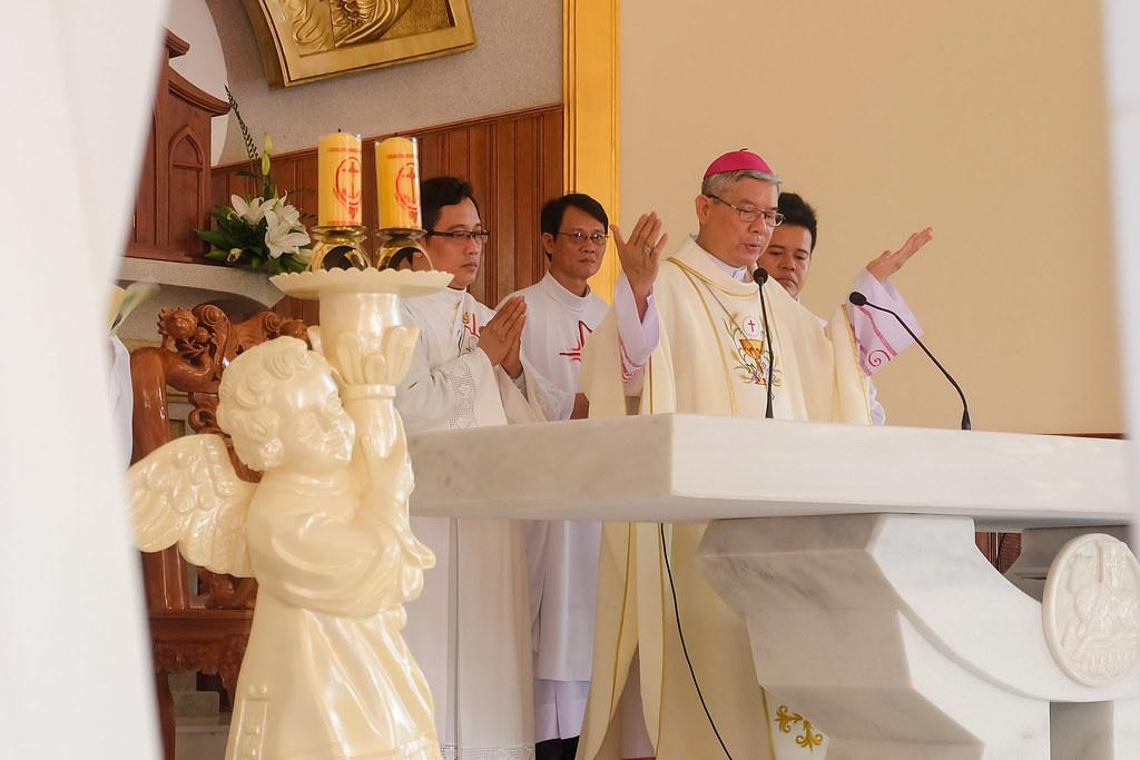Thánh lễ tạ ơn khánh thành nhà thờ Hòa Cường – Giáo phận Đà Nẵng - Ảnh minh hoạ 32