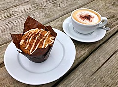 Coffee and Muffin (Tezza Campbell July 17)