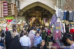el gran basar (_perSona_) Tags: iran persia tehran teheran grand gran bazaar bazar basar bozorg market mercado mercat