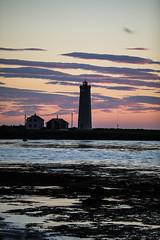 Pink Sky (wyojones) Tags: iceland lighthouse beach grótta seltjarnarnestown reykjavik spit seltjarnarnespeninsula northatlantic faxaflóibay björk stonemilker musicvideo wyojones
