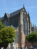 Utrecht: Dom Church (Domkerk) (robin.croft) Tags: domkerk domtoren utrecht netherlands holland cathedral