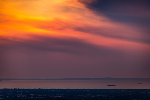 Melbourne Sunset-3