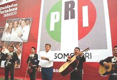 """""""Cuco"""" Rovirosa renuncia a 40 años de militancia en el PRI; se despide con mariachis (conectaabogados) Tags: """"cuco"""" años despide mariachis militancia renuncia rovirosa"""