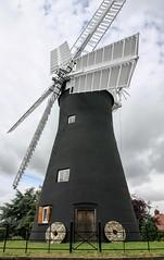 Holgate Windmill, July 2017 - 6