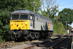 47 205 at Pitsford (Not Ralph) Tags: brushtype4 northamptonandlamportrailway branchlinegala2017 pitsfordstation class47 47205