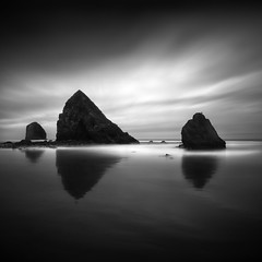 The Triad by C A Soukup - Tolovana Beach, OR - 2016  www.christophersoukup.com  Instagram
