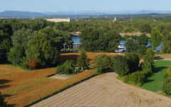Vivers view from the top - zoom (mahesh.kondwilkar) Tags: ardèche auvergnerhônealpes avalonaffinity avalonwaterways europe france provence rhonealps rhônealpes viviers vivierssurrhône fr
