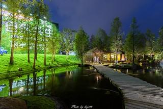 台中惠宇森青 City park