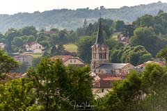 Rosieres - Auvergne, France (Henk Verheyen) Tags: fr france frankrijk landscape landschap ravindecorbœuf rosières auvergnerhônealpes church kerk dorp village