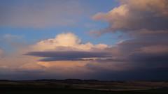 A Peak District Evening (Daphne-8) Tags: clouds wolken peakdistrict evening sunset abend sonnenuntergang storm sturm regen rain sky nubes nuages cielo ciel himmel hemel luft lucht colours colors colores farben pink rosa england uk gb grossbrittanien