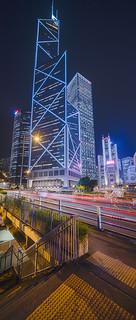 Nikon D5 PC NIKKOR 19MM F/4E ED Hong Kong 中銀中心