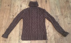 Superdry cabled turtleneck (Mytwist) Tags: superdry cabled turtleneck wool style fashion design timeless casual retro aranstyle irish tn tneck charcoal chunky chunkysweater
