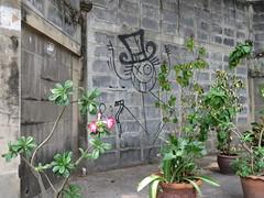 by André - Mr.A (tofz4u) Tags: andré mra streetart artderue graffiti tag bangkok krungthep thailand thailande