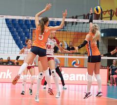 49152208 (roel.ubels) Tags: nederland oranje holland polen poland polska amsterdam sporthallen zuid volleybal volleyball oefenwedstrijd sport topsport 2017
