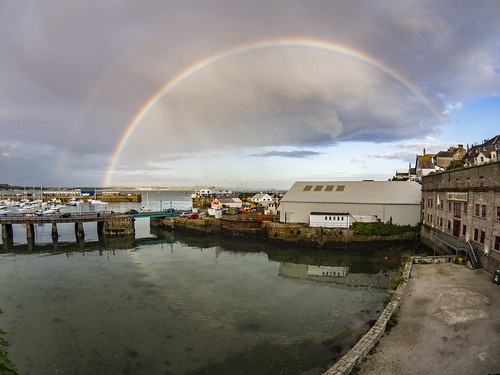 Rainbow at Penzance