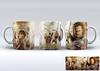 """Caneca """"O Senhor dos Anéis"""" (Bendita Ideia!) Tags: osenhordosanéis thelordoftherings hobbit gandalf sam frodo bolseiro aragorn legolas saruman sméagol gollum anel elfo caneca mug"""