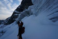 _DSC3059 (farix.) Tags: alpen alps alpy schweiz switzerland szwajcaria trekking treking grat grań piz palu bernina berninagruppe gletscher lodowiec śnieg snow schnee