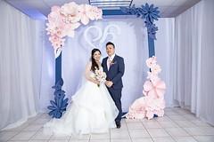 Phi-Hong 0511 (phi303) Tags: phiandhong viet vietnamese wedding colorado co groomsmen bridesmaids bridesmaid love reception custom backdrop custombackdrop handmade handmadebackdrop diy