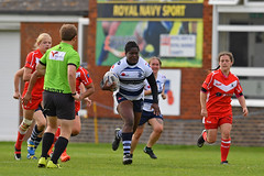 JDW_9644-1 (John.Walton) Tags: portsmouth portsmouthsouthsea cityofportsmouth hants hampshire england uk rugby rugbyleague royalnavy royalnavyrugby royalnavyrugbyleague royalnavysport rn rnrugby rnsport rnrugbyleague rnrl interservicescompetition interserviceschampionship interservicesrugbyleaguecompetition interservicesrugbyleaguechampionship sailors sailor army armyrugby armyrugbyleague womensrugby women womensrugbyleague armysport armywomensrugby services servicesrugby servicessport servicewomen armedforces armedforcesrugby armedforcessport armedforceswomensrugby leaguerugby