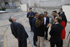 DONACIÓN DE PREDIO PARA LA DELEGACIÓN DE TUNGURAHUA POR PARTE DE INMOBILIAR