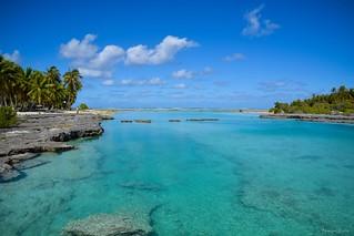 Mataiva, Polynésie française.
