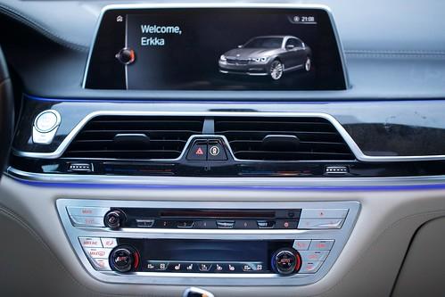 BMW 730 Ld XDrive G12 - 37