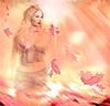 Autumn lovers (  Raven  ) Tags: sl second life herbst autumn fall woman light ravi ravisihing art works