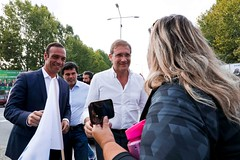 Autárquicas 2017: Pedro Passos Coelho em Valongo