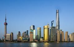Shanghai : view from Bund