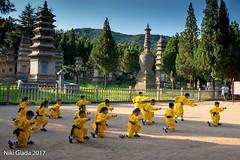 Shaolin Temple - AH!