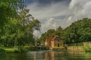 Mapledurham mill