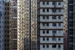 urban living (Greg Rohan) Tags: urbanliving urbanjungle hongkong d7200 2017 window asia china hk urban building buildings architecture apartments units dwelling highrise jungle