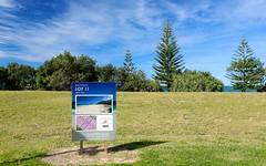 Lot 11 Oceanfront Drive, Sapphire Beach NSW