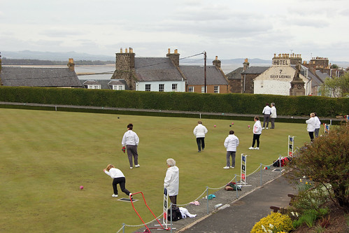 Bowling in Newburgh