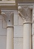 Fresh (haberlea) Tags: france grangues calvados column stone pier capitals medieval middleages romanesque architecture porch normandy