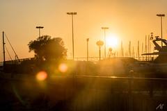 blury_sunset (angelosrestanis) Tags: sunset greece athens blur