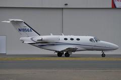 N1956A Cessna 510 Citation Mustang (johnedmond) Tags: perth ypjt australia jandakot jad bizjet citation c510 cessna mustang sel55210 55210mm ilce3500 sony