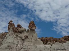 Bisti Badlands-11 (jamesclinich) Tags: bisti badlands danazin wilderness farmington newmexico nm rock desert sky clouds landscape handheld availablelight olympus omd em10 mzuiko1240mmf28pro adobe photoshop topaz denoise detail