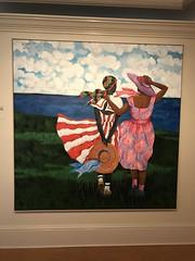 Jonathan Green: Daughters of the South, Morris Museum of Art, Augusta GA (Deep Fried Kudzu) Tags: morris museum art augusta georgia jonathan green