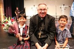 Special guest Bishop Dolan (hiphophooray) Tags: glee juniorglee dance bishopjohndolan