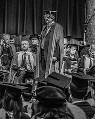 Held in high esteem. (thebillster) Tags: sheffield university graduation russian professor 2016