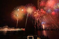 Sagami Lake Fireworks 2017 (cate♪) Tags: fireworks sagami lake
