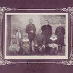 Famille Petit-Jean Genat, 1921, Magland (Hte-Savoie) thumbnail
