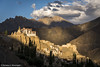 Lamayuru Gompa (D-Niev) Tags: india ladakh sunset lamayuru monastery goldenhour light visipix visipixcollections