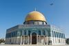 Dom of the Rock (jennifer.stahn) Tags: travel travelphotography israel jerusalem tempelberg temple mount felsendom al aqsa mosque moschee gold golden nikon jennifer stahn niceview niceplace